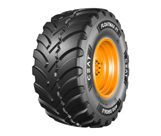 Ceat 560/45r22.5 ceat floatmax on wheels /R